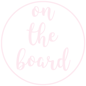 On The Board Logo